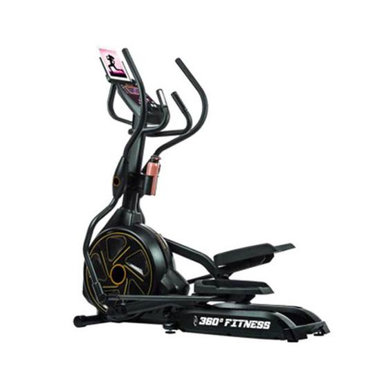 ซื้อ 360 FITNESS เครื่องเดินวงรี Electronic Elliptical bike รุ่น E-X5 Flywheel 12 KG.
