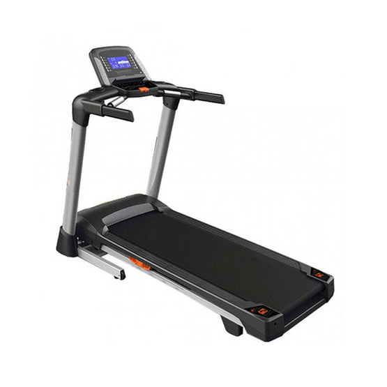 360 Fitness ลู่วิ่งไฟฟ้า X3 Motorized Treadmill ขนาด 2.5HP