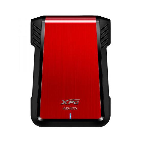 ซื้อ ADATA HDD/SSD Enclosure EX500 Red