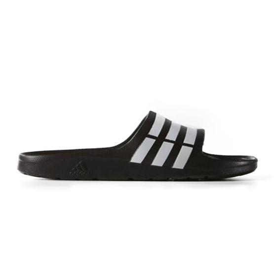 Adidas รองเท้าแตะสวม รุ่น Duramo Slide สีดำ