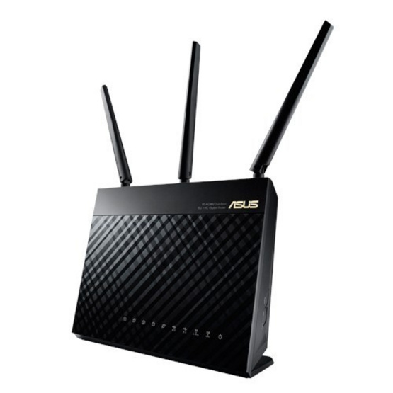 Asus [RT-AC68U] Dual-band Wireless-AC1900 Gigabit Router