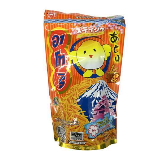 Atori อาโทริ ขนมขาไก่ รสต้นตำรับ ขนาด 70 g. (6 ชิ้น)