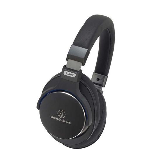 ซื้อ Audio-Technica หูฟัง รุ่น ATH-MSR7 สีดำ