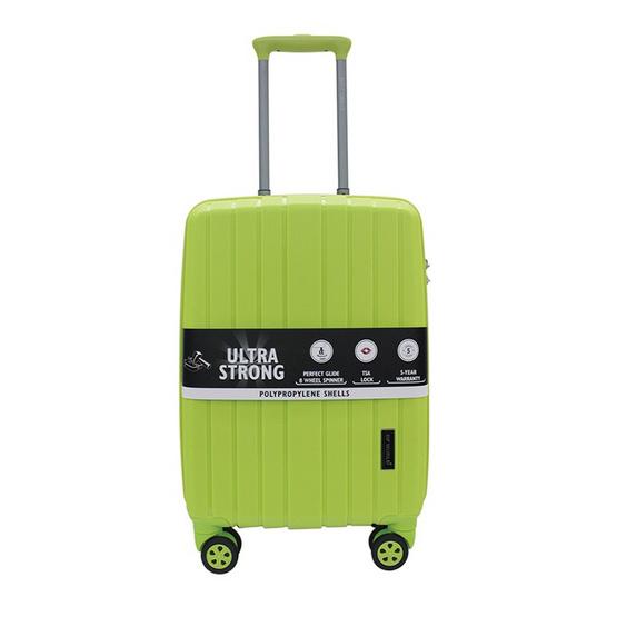 BP WORLD กระเป๋าเดินทาง รุ่น 8004 สีเขียว