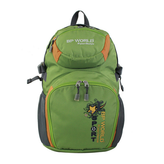 BP WORLD Backpack No.P1146 - Green