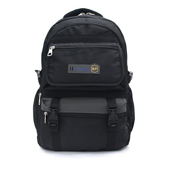 BP WORLD กระเป๋าเป้ รุ่น PN95001 สีดำ