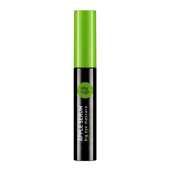 Baby Bright Apple Serum Big Eye Mascara 8g.
