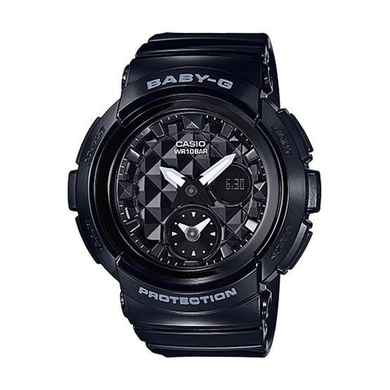 Baby-G นาฬิกาข้อมือ Analog-Digital รุ่น BGA-195-1ADR