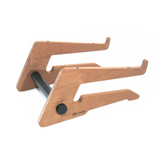 Be Concept Laptop Stand Natura 1210 Solid Wood