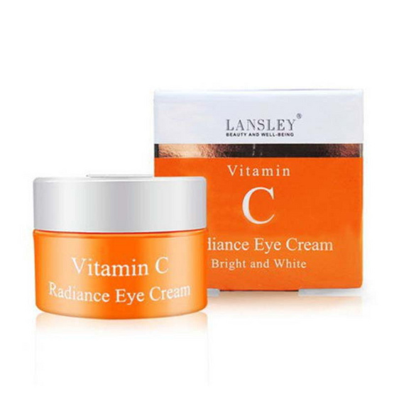 Beauty Buffet Lansley Vitamin C Radiance Eye Cream Bright and White