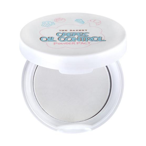Pantip !! Beauty Buffet The Bekery Crepes Oil Control Powder Pact 10 g. - Beauty buffet, ผลิตภัณฑ์ความงาม
