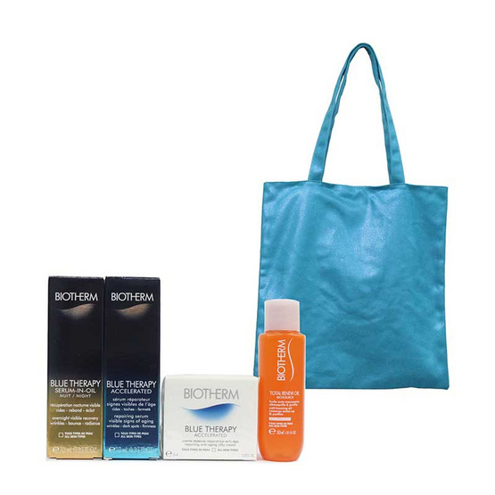 Biotherm Biosource  And Blue Therapy Set