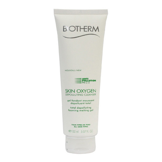 ซื้อ Biotherm Skin Oxygen Depolutting Cleanser 150 ml.