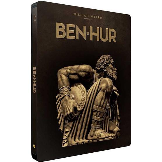 Blu ray เบน-เฮอร์ ปกเหล็ก