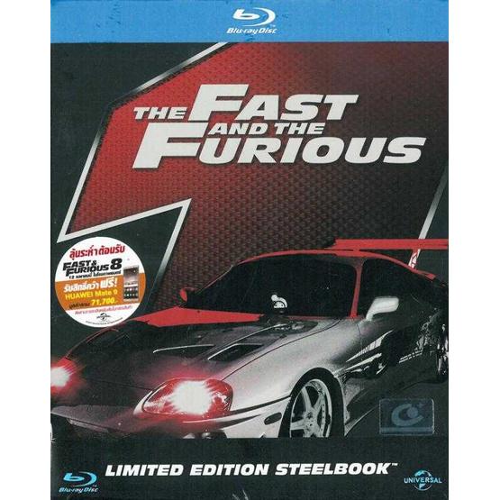 ซื้อ Blu ray เร็ว..แรงทะลุนรก (ปกใหม่)