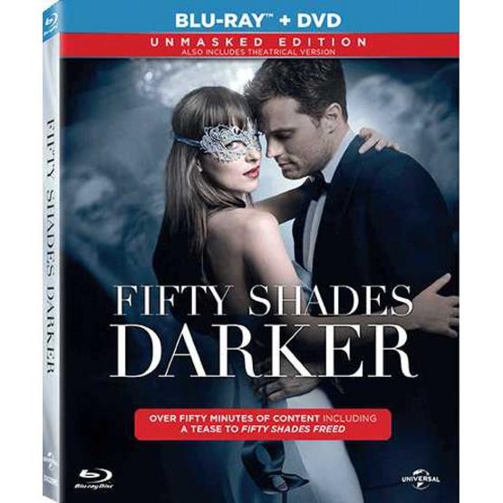 ซื้อ Blu ray ฟิฟตี้เชดส์ ดาร์กเกอร์ คอมโบ้ เซ็ท (บลูเรย์+ดีวีดี)
