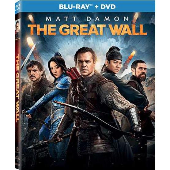 ซื้อ Blu ray+DVD Combo set  เดอะ เกรท วอลล์
