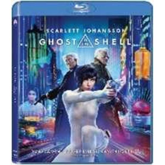 ซื้อ Blu ray Ghost in the Shell (โกสต์ อิน เดอะ เชลล์)