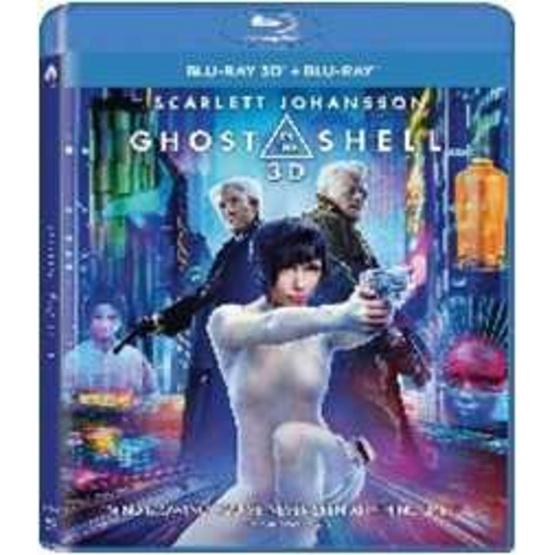 ซื้อ Blu ray Ghost in the Shell (3D+BD) โกสต์ อิน เดอะ เชลล์