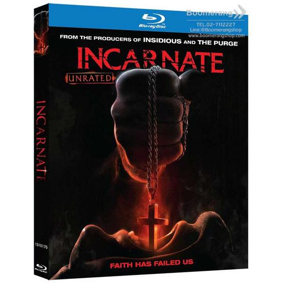 ซื้อ Blu-ray Incarnate ล้วงสมองคนผีสิง