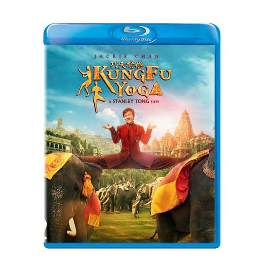 ซื้อ Blu-ray Kung Fu Yoga โยคะสู้ฟัด