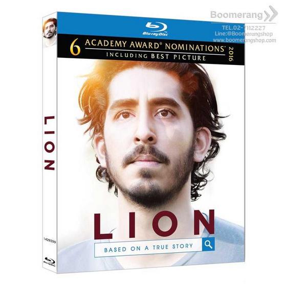 ซื้อ Blu-ray Lion/จนกว่า จะพบกัน