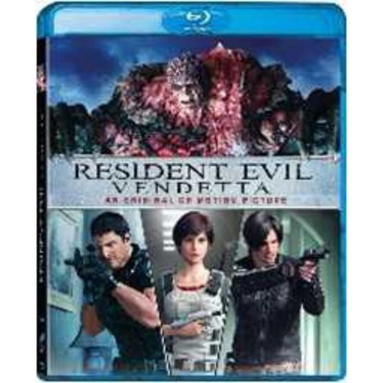 ซื้อ Blu ray Resident Evil: Vendetta (ผีชีวะ สงครามแค้นแพร่พันธุ์ไวรัส)