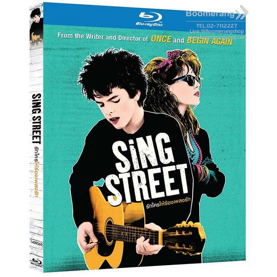 ซื้อ Blu-ray Sing Street/รักใครให้ร้องเพลงรัก