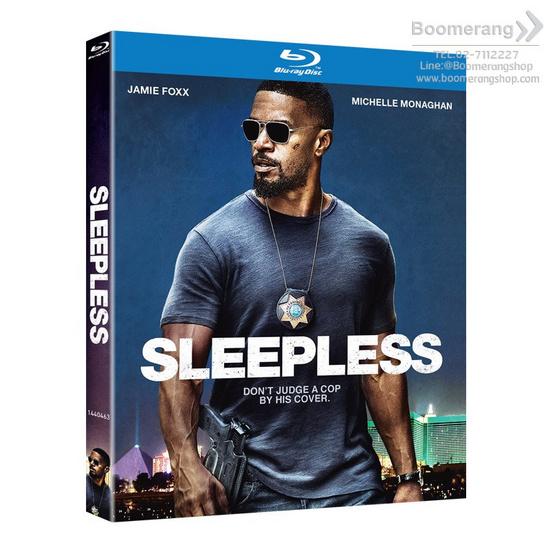 ซื้อ Blu ray Sleepless คืนเดือด คนระห่ำ