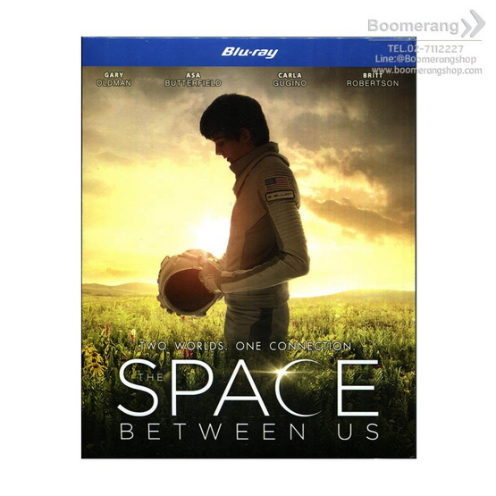 ซื้อ Blu-ray The Space Between Us/ รักเราห่างแค่ดาวอังคาร