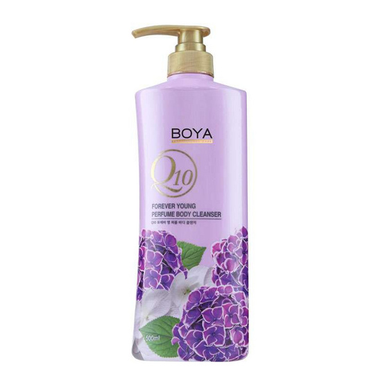Boya Q10 Forever Moist Perfume Body Cleanser 500ml