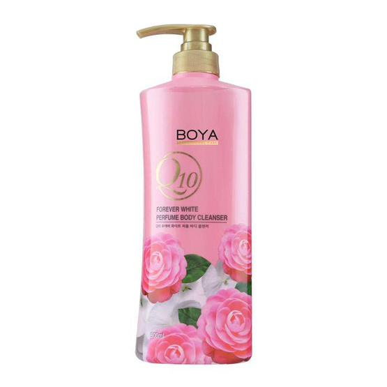 Boya Q10 Forever White Perfume Body Cleanser 500ml