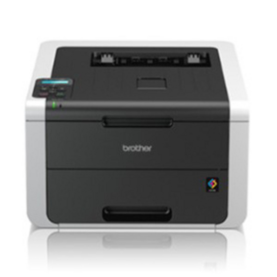 Brother Color Laser Printer รุ่น HL-3170CDW