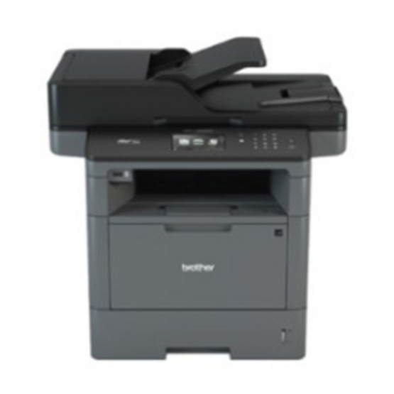 Brother Mono Laser MFC Printer รุ่น MFC-L5900DW (With Fax)
