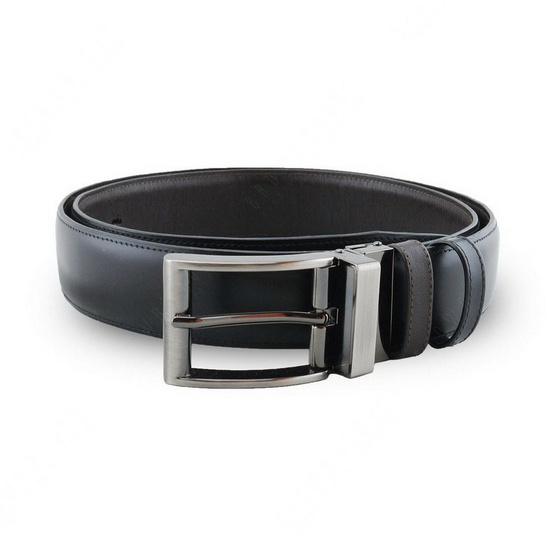Brown Stone เข็มขัดหนังแท้รุ่น  Executive Reversible Leather Belt