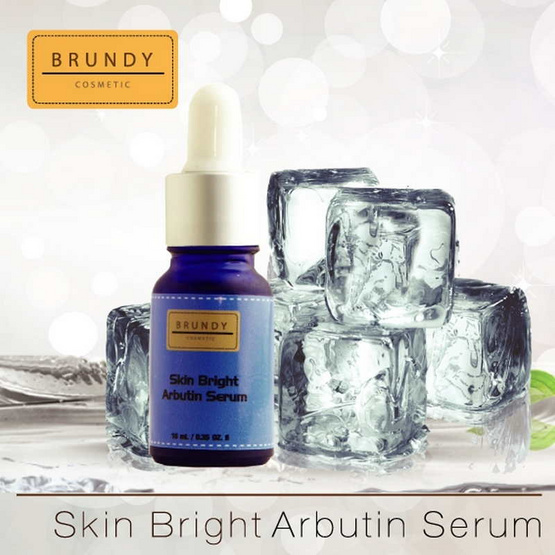 Brundy Skin Bright Arbutin Serum 10ml.