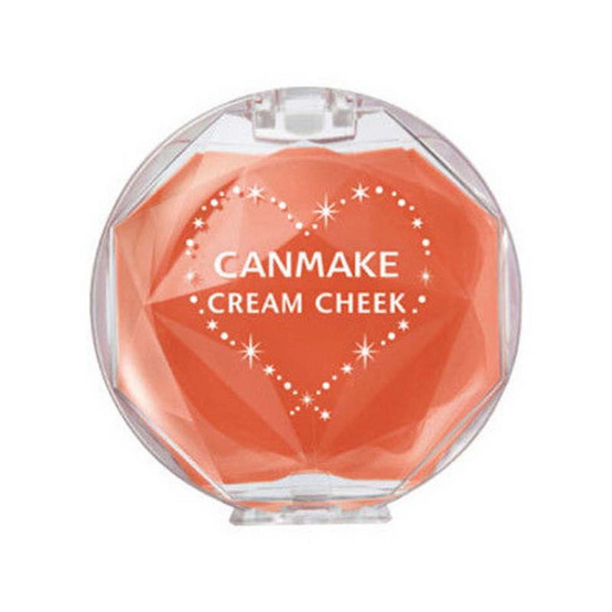 รีวิว !! CANMAKE Cream Cheek 2.3g #05 - Canmake, ผลิตภัณฑ์ความงาม