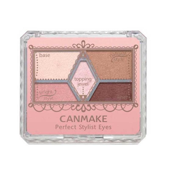 ของแท้ !! CANMAKE Perfect Stylist Eyes 3.2g #05 - Canmake, ผลิตภัณฑ์ความงาม
