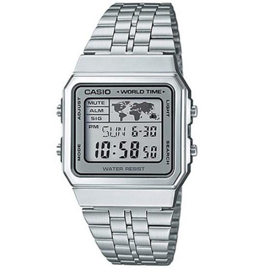 CASIO นาฬิกาข้อมือ รุ่น A500WA-7DF