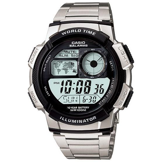 CASIO นาฬิกาข้อมือ รุ่น AE1000WD-1AVDF