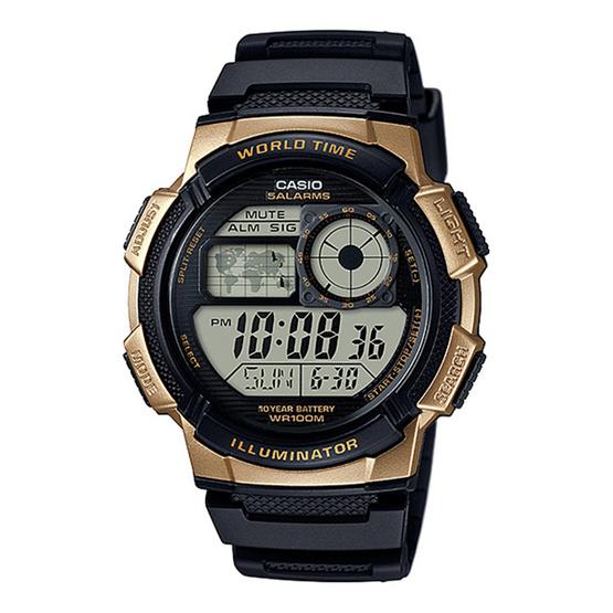 CASIO นาฬิกาข้อมือ รุ่น AE1000W-1A3VDF image