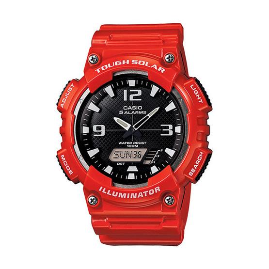 CASIO นาฬิกาข้อมือ รุ่น AQ-S810WC-4AVDF