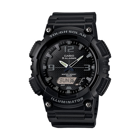 CASIO นาฬิกาข้อมือ รุ่น AQ-S810W-1A2VDF
