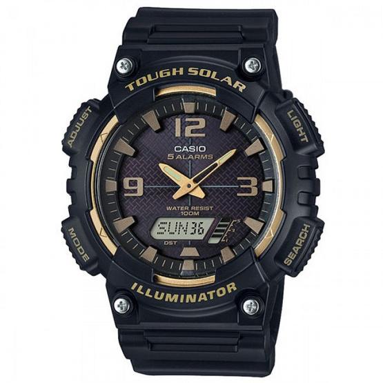 CASIO นาฬิกาข้อมือ รุ่น AQ-S810W-1A3VDF