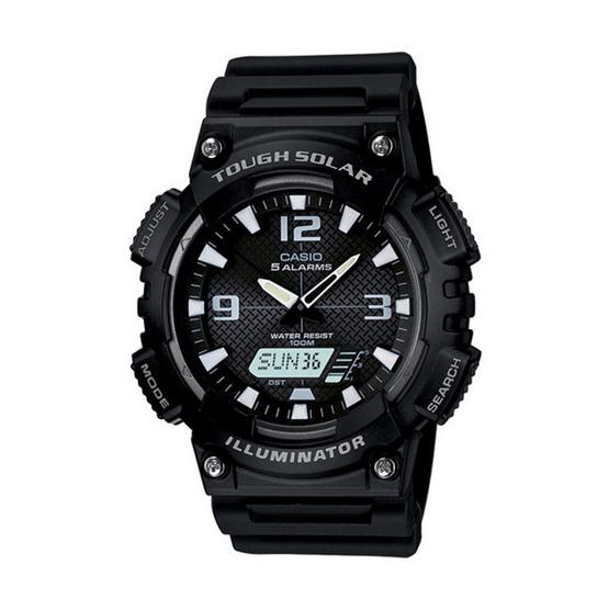 CASIO นาฬิกาข้อมือ รุ่น AQ-S810W-1AVDF image