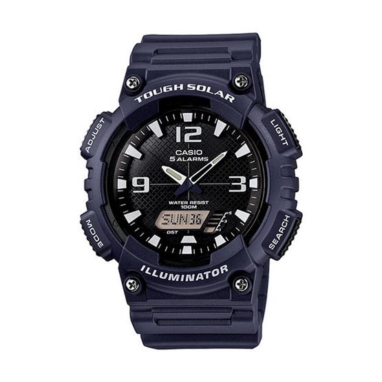 CASIO นาฬิกาข้อมือ รุ่น AQ-S810W-2A2VDF