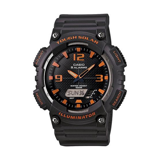 CASIO นาฬิกาข้อมือ รุ่น AQ-S810W-8AVDF