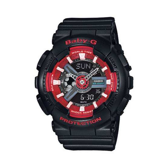 CASIO BABY-G Analog-Digital รุ่น BA-110SN-1ADR