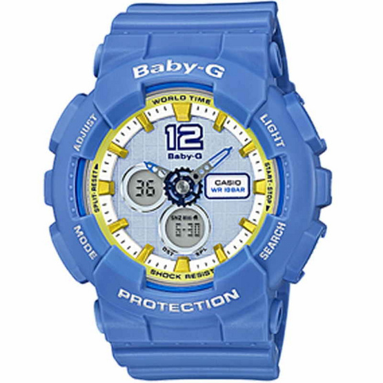 CASIO BABY-G Analog-Digital รุ่น BA-120-2BDR