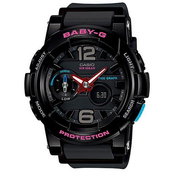 CASIO BABY-G G-Lide BGA-180-1BDR